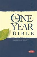 One Year Bible NKJV, Tyndale House Publishers