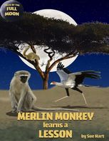 Merlin Monkey Learns a Lesson, Sue Hart