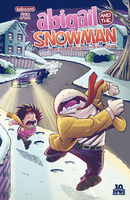 Abigail and the Snowman #4 (of 4), Roger Langridge