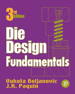 Die Design Fundamentals, Vukota Boljanovic