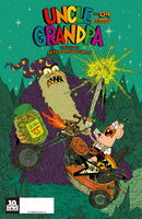 Uncle Grandpa #4, David DeGrand, Nichol Ashworth, Pranas Naujokaitis, Various, Yehudi Mercado