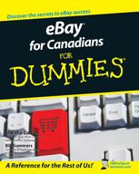 eBay For Canadians For Dummies, Bill Summers, Marsha Collier