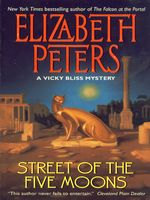 Street of the Five Moons, Elizabeth Peters
