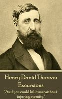 Excursions, Henry David Thoreau