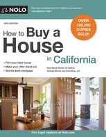 How to Buy a House in California, George Devine, Ilona Bray, Ira Serkes