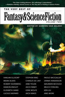 Very Best of Fantasy & Science Fiction, Volume 2, Charles de Lint, JANE YOLEN, Paolo Bacigalupi, Stephen King