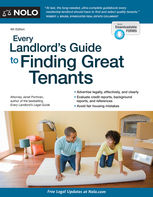 Every Landlord's Guide to Finding Great Tenants, Janet Portman