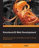 KnockoutJS Web Development, John Farrar