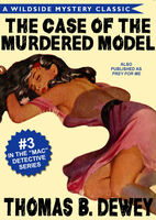 Case of the Murdered Model, Thomas B.Dewey