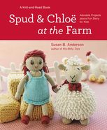 Spud and Chloe at the Farm, Susan Anderson
