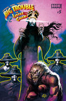 Big Trouble in Little China #5, Eric Powell, John Carpenter
