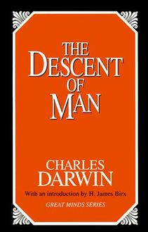 The Descent of Man, Charles Darwin, Tom Griffith