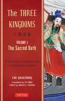 Three Kingdoms, Volume 1: The Sacred Oath, Luo Guanzhong