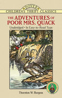 The Adventures of Poor Mrs. Quack, Thornton W.Burgess