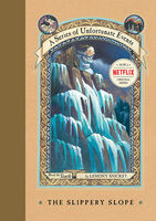 A Series of Unfortunate Events 10 - The Slippery Slope, Lemony Snicket