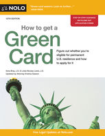 How to Get a Green Card, Ilona Bray, Loida Nicolas Lewis