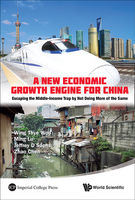 A New Economic Growth Engine for China, Jeffrey Sachs, Ming Lu, Wing Thye Woo, Zhao Chen