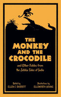 Monkey and the Crocodile, Ellen C.Babbitt, Ellsworth Young