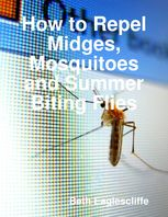 How to Repel Midges, Mosquitos and Summer Biting Flies, Beth Eaglescliffe