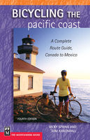 Bicycling the Pacific Coast, Tom Kirkendall, Vicky Spring