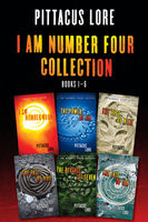I Am Number Four Collection: Books 1–6, Pittacus Lore