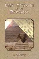 EgyptQuest – The Lost Treasure of The Pyramids, Herbie Brennan
