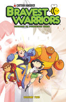 Bravest Warriors Vol. 2, Joey Comeau