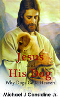 Jesus and His Dog (Colored Version), Michael Considine Jr