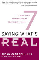 Saying What's Real, Susan Campbell