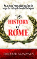 The History of Rome, Theodor Mommsen