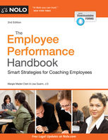 The Employee Performance Handbook, Lisa Guerin, Margaret Clark