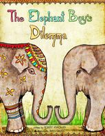 The Elephant Boy's Dilemma, Illustrator, Rhys Davies, Robert Kracauer