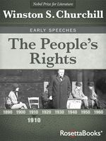 The People's Rights, Winston Churchill