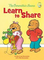 The Berenstain Bears Learn to Share, Jan Berenstain w, Mike Berenstain, Stan Berenstain