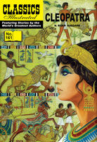 Cleopatra   – Classics Illustrated, H.Rider Haggard