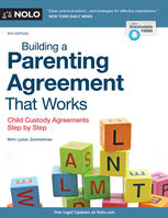 Building a Parenting Agreement That Works, Mimi Lyster Zemmelman