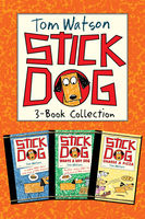 Stick Dog 3-Book Collection, Tom Watson