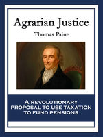 Agrarian Justice, Thomas Paine