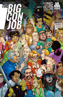 Palmiotti and Brady's The Big Con Job #3 (of 4), Jimmy Palmiotti, Matt Brady