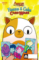 Adventure Time: Fionna & Cake Card Wars #1 (of 6), Jen Wang