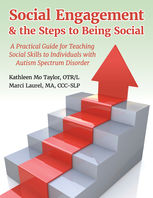 Social Engagement & the Steps to Being Social, CCC-SLP, Kathleen Taylor, M.A., Marci Laurel, ORL