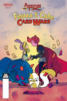Adventure Time: Fionna & Cake Card Wars #3, Jen Wang