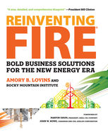 Reinventing Fire, Amory Lovins