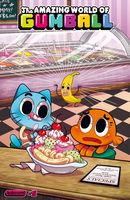 The Amazing World of Gumball #5, Frank Gibson