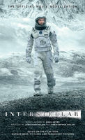 Interstellar The Official Movie Novelization, Gregory Keyes