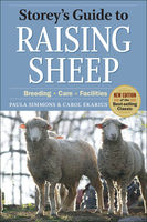 Storey's Guide to Raising Sheep, Carol Ekarius, Paula Simmons