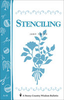 Stenciling, Judy Tuttle