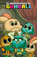 The Amazing World of Gumball #3, Frank Gibson