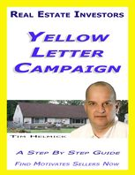 Yellow Letter Campaign, Tim Helmick