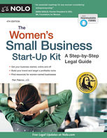 Women's Small Business Start-Up Kit, The, Peri Pakroo